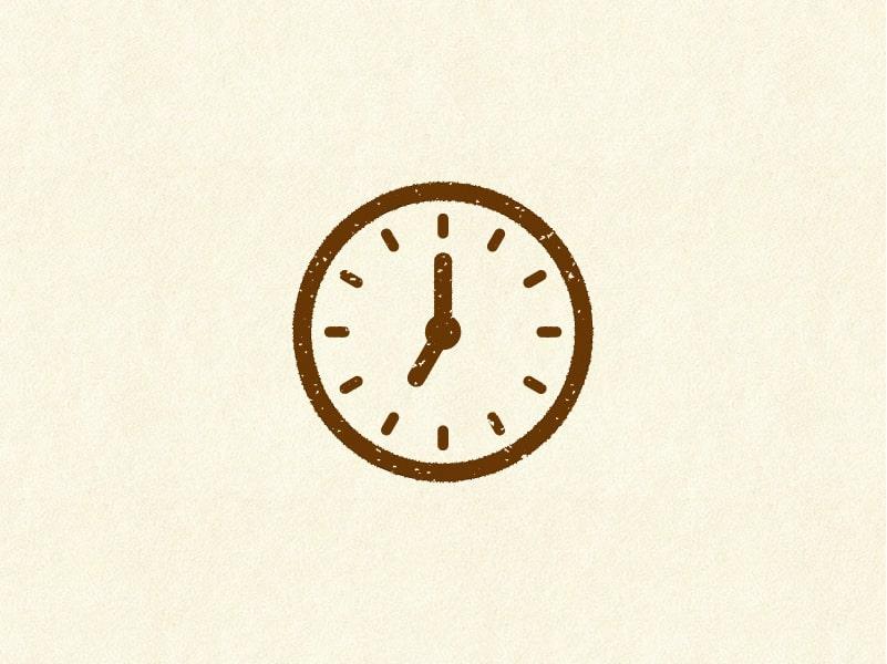 緊急事態宣言解除に伴う営業時間変更のお知らせ