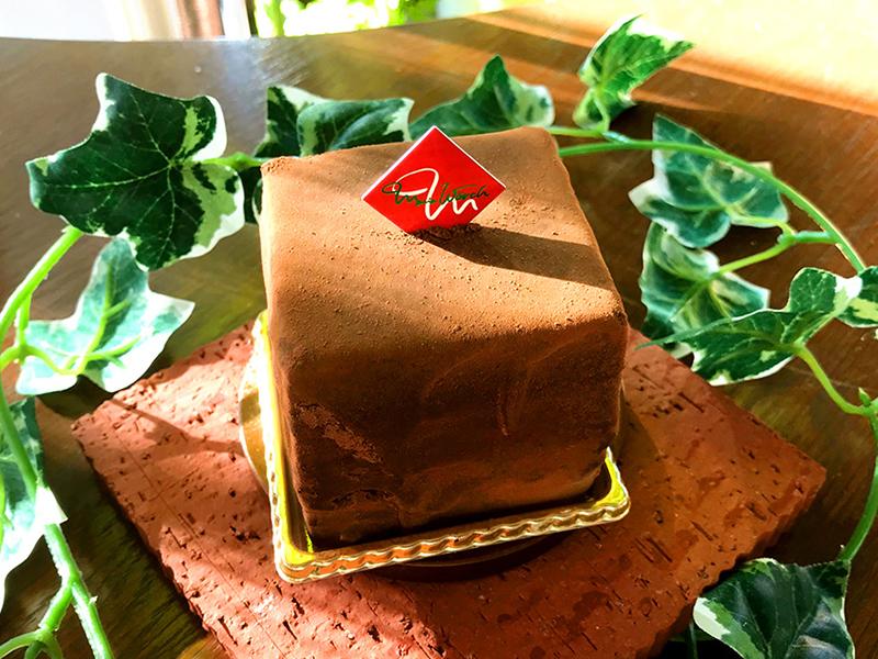 石畳ケーキ