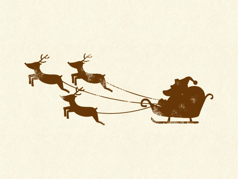 クリスマス期間の商品について